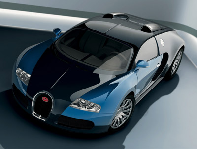 bugatti veyron top speed is