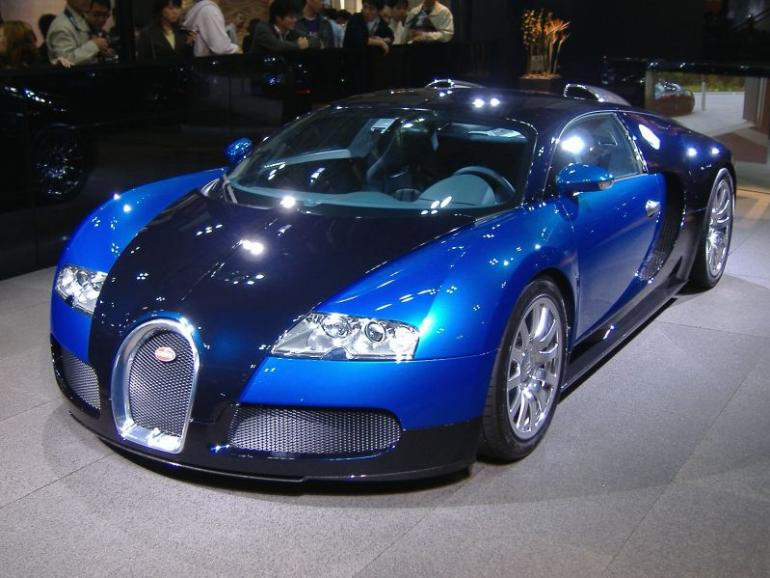 bugatti top speed test