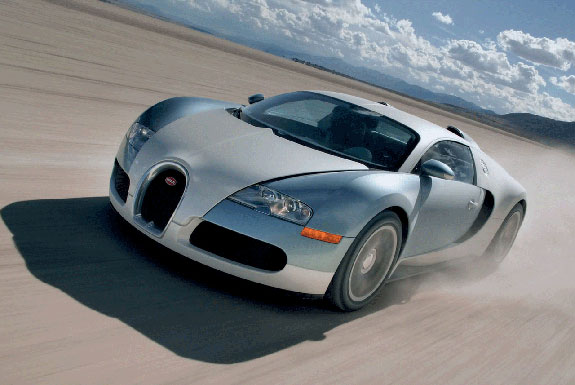 funny ways of carrying a bugatti