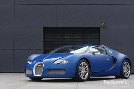 price of a bugatti