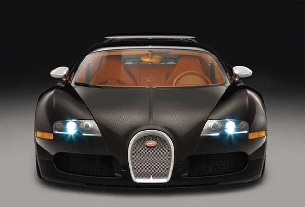 who manufactures the bugatti veyron engine
