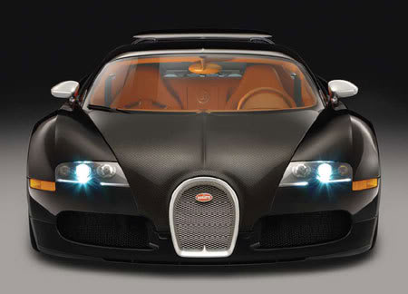 top speed of bugatti