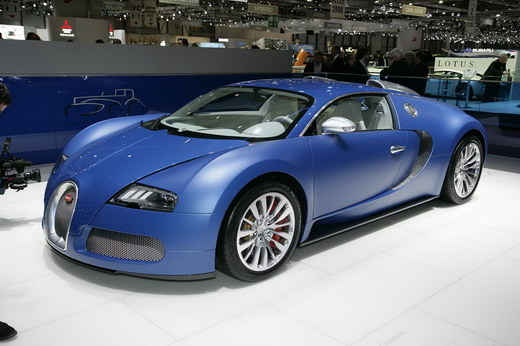 bugatti veyron and cost