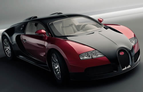 bugatti ultima project