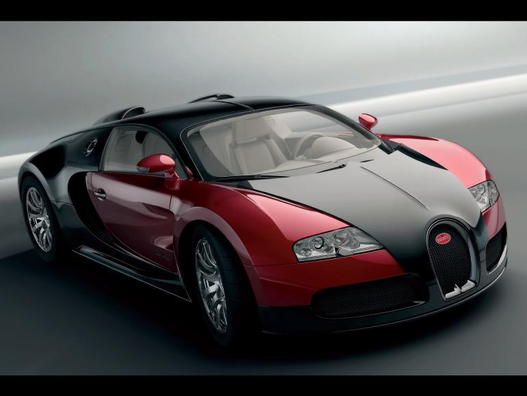 bugatti veryon top speed test