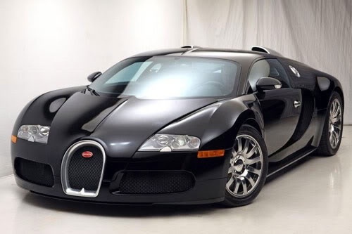 build your own bugatti veyron