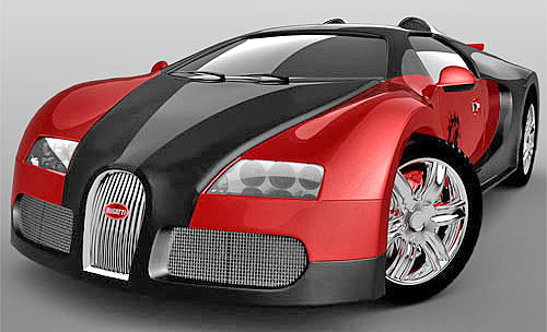 bugatti veyron official site